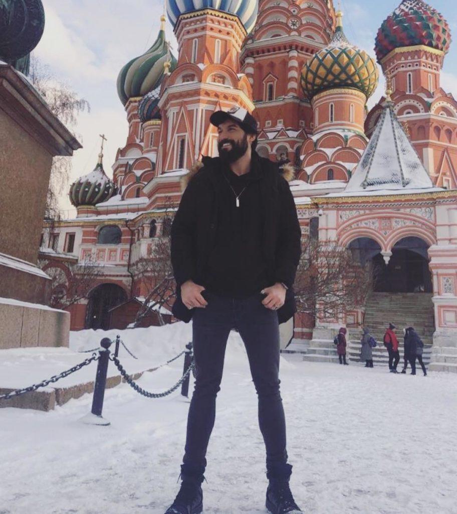 Султан наших сердец снялся в «Модном приговоре» и рассказал про поцелуй с Александрой Никифоровой