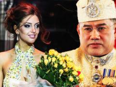 Отрекшийся от престола король Малайзии и «мисс Москва» Оксана Воеводина готовятся стать родителями
