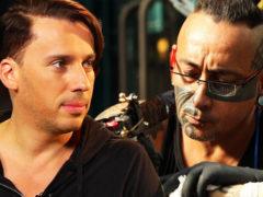 «На плечах красиво – Алкина птичка»: Максим Галкин удивил фанатов брутальной татуировкой во всю спину