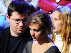 Кристина Асмус впервые заговорила об изменах Харламову, опубликовав компрометирующий снимок