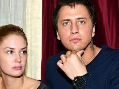 Муценице отрицает тот факт, что Павел Прилучный ругался с ней в праздники, но полиция утверждает обратное