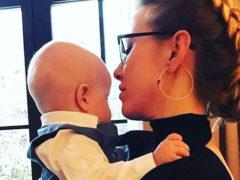 Поняла, зачем нужны дети: Ксения Собчак поделилась трогательным видео с маленьким Платоном