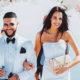 Совсем скоро будут детишки: сияющих от счастья Тимати и его возлюбленную поздравляют со свадьбой