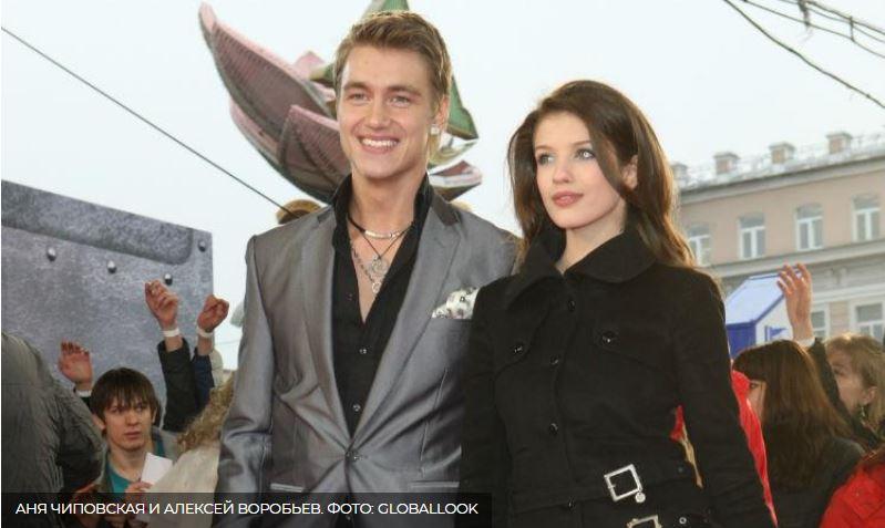 Воробьев алексей с женой фото