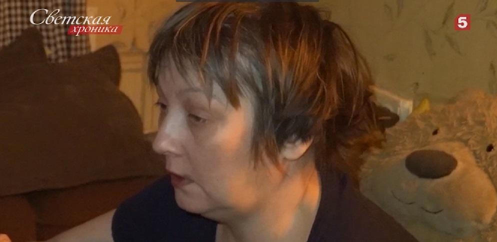 Бывшая жена Михаила Ефремова живет в невозможных условиях, больна алкоголизмом и нуждается в помощи