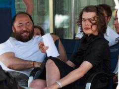 Режиссер Тимур Бекмамбетов закрутил роман с помощницей президента, которая значительно моложе него