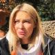 Сильно располневшая Наталья Рудова жалуется на зимнее обжорство и прячет тело под мешковатой одеждой