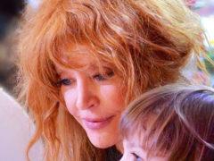 Алла Пугачева от души повеселилась с внуком Валентина Юдашкина на роскошном празднике дочери Жасмин
