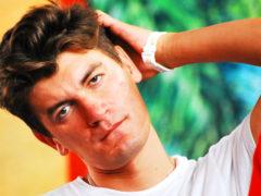 Экстравагантный Александр Гудков встречается со стилистом: вскрылись подробности звездного романа