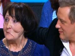 Звезда «Бумера» Сергей Горобченко помог маме победить онкологию, из-за которой ей удалили опухоль на лице