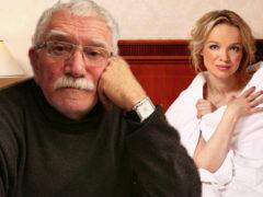 Тяжелобольной Джигарханян мешает счастью Цымбалюк-Романовской: «Он сейчас в очень плохом состоянии»