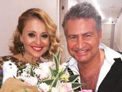 Радость в семействе Леонида Агутина родилась дочь спустя четыре года после ухода из жизни больного сына