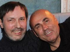 Впервые после тяжелого инсульта и реабилитации певец Николай Носков стал гостем светского мероприятия