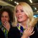 С кольцом на безымянном пальце: Мария Порошина пришла на премьеру в сопровождении нового мужчины