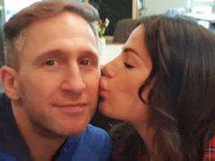 Оскар Кучера объявил о прибавлении в семье: супруга артиста перестала скрывать «интересное положение»