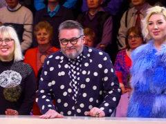«Английская королева»: звезде 90-х Наталье Ступишиной выбрали удачный образ в шоу «Модный приговор»
