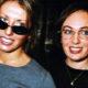 Молодые, стильные и красивые: Алика Смехова и Лариса Гузеева показали публике своих взрослых детей