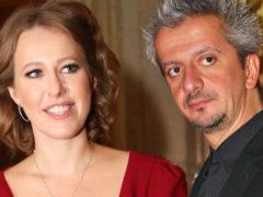 Константин Богомолов под руку с Дарьей Мороз рассказал журналистам про все прелести Ксении Собчак