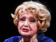 Народная артистка СССР Татьяна Доронина из-за тяжелой болезни уже больше месяца не появляется в театре