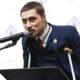 Травмированному Билану присвоено звание заслуженного артиста России: за наградой певец пришел на костылях