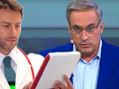 Внезапно исчезнувший из телеэфира «Места встречи» Андрей Норкин находится под наблюдением врачей