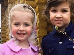 Стихи и молитвы: Пугачева с детьми довели до слез православный народ трогательным поздравлением с Пасхой