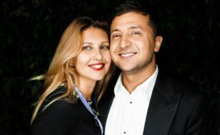 Самая молодая первая леди Украины: всплыли интересные факты из жизни жены президента Елены Зеленской