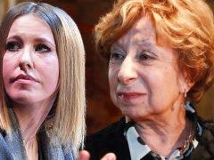 Лия Ахеджакова позволила критику в адрес режиссера Богомолова: Собчак тут же вступилась за возлюбленного