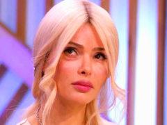Певица и модель Алена Кравец вынуждена снимать жилье, чтобы не быть «под колпаком» у мужа–изменника