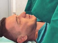 Мужу Ксении Бородиной понадобилась экстренная помощь хирургов: эксклюзивное видео из операционной