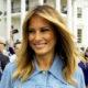 Мелания Трамп поразила чувством стиля: первая леди США отметила пасхальный праздник в наряде за 5000$