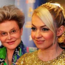 Продюсера Яну Рудковскую довели до слез собственные сыновья, не осталась равнодушной и Елена Малышева