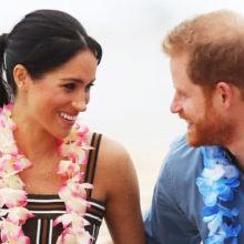 Принц Гарри и Меган Маркл показали трогательное видео, а прессе удалось рассекретить настоящее имя актрисы