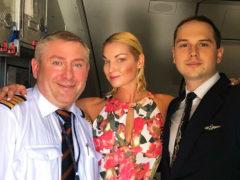 Волочкова отдыхает во всю: балерина опозорилась из-за неприличных танцев и безудержного веселья в самолете