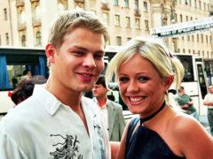 Бывший муж Юлии Началовой впервые рассказал о травле со стороны россиян и показал новую возлюбленную