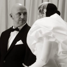 «Признание моей девочке Насте Каменских, которую я люблю»: бракосочетание Потапа и Каменских состоялось