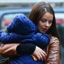 Марина Александрова устроила праздник своим поклонникам и впервые крупным планом показала лицо дочери