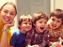 Жена Диброва призналась, что осталась одна с тремя сыновьями на руках, но оказалась в эпицентре осуждения