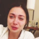 «Он угробил мою жизнь!»: Самбурская разрыдалась из-за возвращения слепого на оба глаза отца-алкоголика