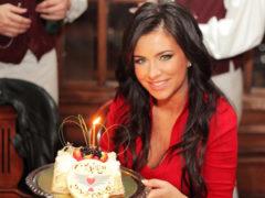Ани Лорак отпраздновала день рождения дочери в компании с молодым красавцем, бывший муж на торжество не пришел