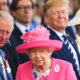 Новые образы Мелании Трамп: элегантная жена президента затмила красотой саму королеву в Букингемском дворце