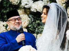 Россиянка подарила экс-королю Малайзии наследника раньше срока: мальчика нарекли необычным именем