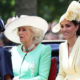 Располневшая Меган Маркл впервые после рождения первенца появилась на публике ради королевы Великобритании Елизаветы II
