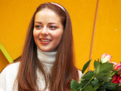 Самая красивая актриса нашего кино Марина Александрова поделилась радостной новостью о пополнении в семействе