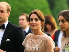 Напряжение нарастает: Кейт Миддлтон и «любовница» принца Уильяма встретились на приеме в Букингемском дворце