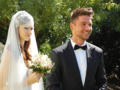 Сергей Лазарев тайно женился: в Сети появилось свадебное фото певца с красавицей-невестой и морем цветов
