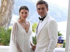 «Платье без вкуса» и потерянный смокинг жениха: Регина Тодоренко и Влад Топалов сыграли вторую свадьбу в Италии