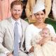 Королевские крестины: Меган Маркл и принц Гарри светились от счастья, но не избежали общественного разочарования