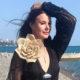 """Богиня в купальнике: бывшая """"Мисс Вселенная"""" Оксана Федорова показала смелое фото, сделанное на пляже в Сочи"""