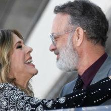 «Я женат на ангеле»: Том Хэнкс раскрыл секрет счастливой семейной жизни с Ритой Уилсон, длящейся более тридцати лет